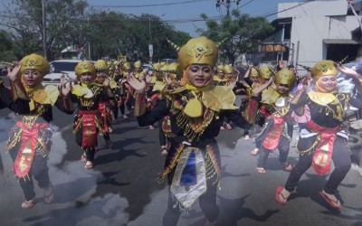 Karnaval 1 Muharram 1441 H YPM Taman 1 September 2019